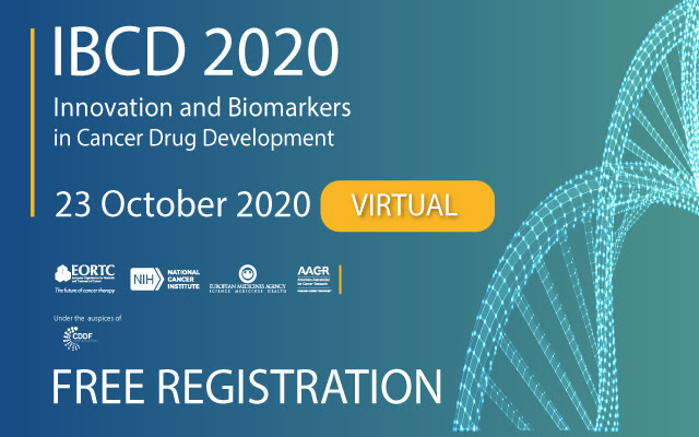 Oncology Meeting: EORTC – IBCD 2020 (23 October 2020)