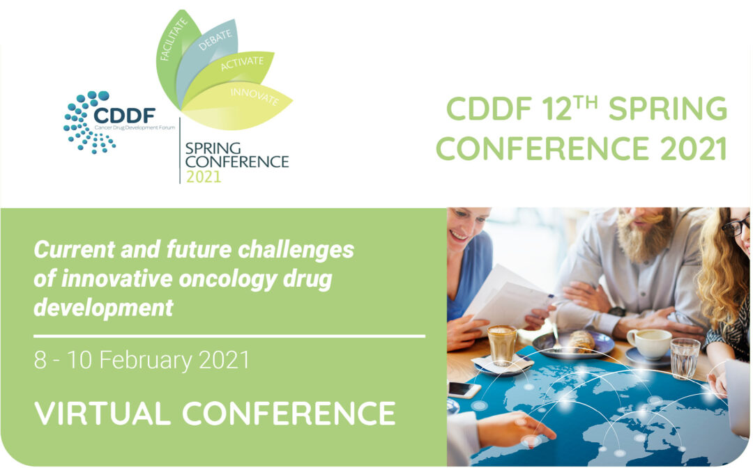 CDDF Spring Conference 2021 will go virtual!